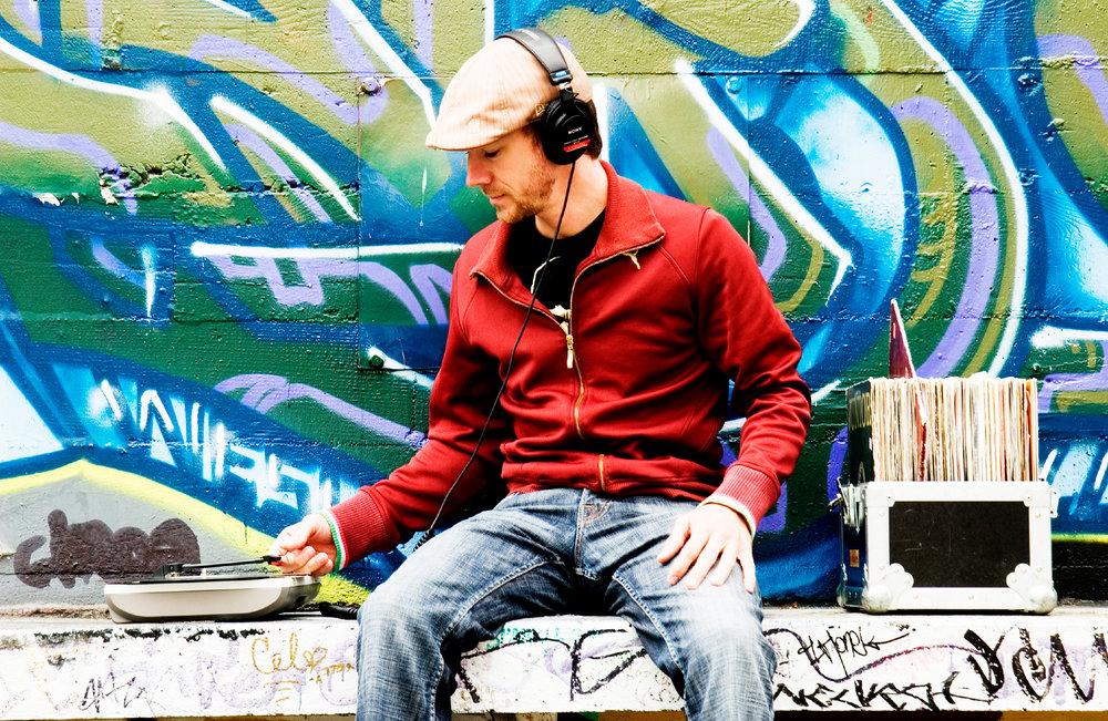 DJ Von Portrait