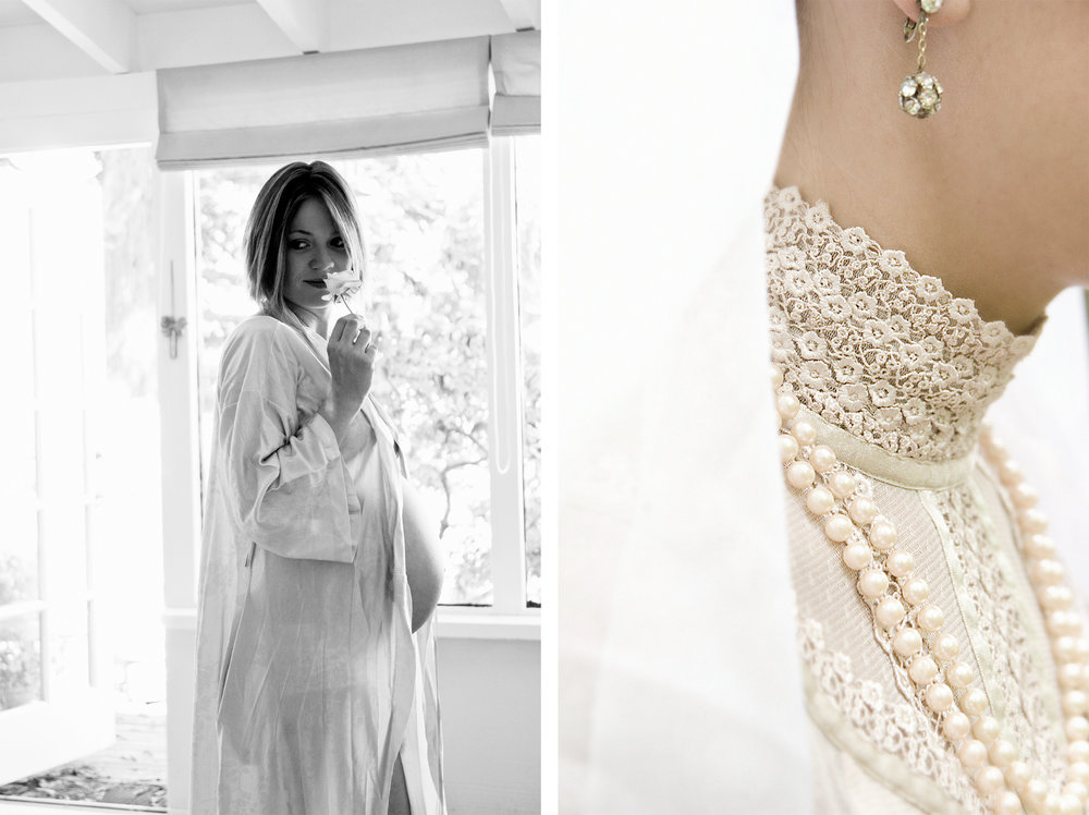 Maternity and Wedding Preparations