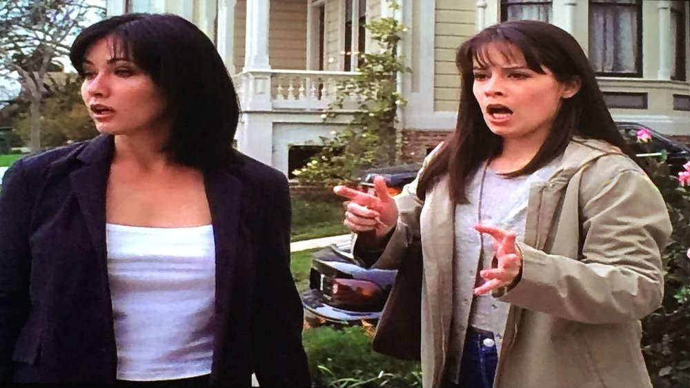 Prue and Piper before.