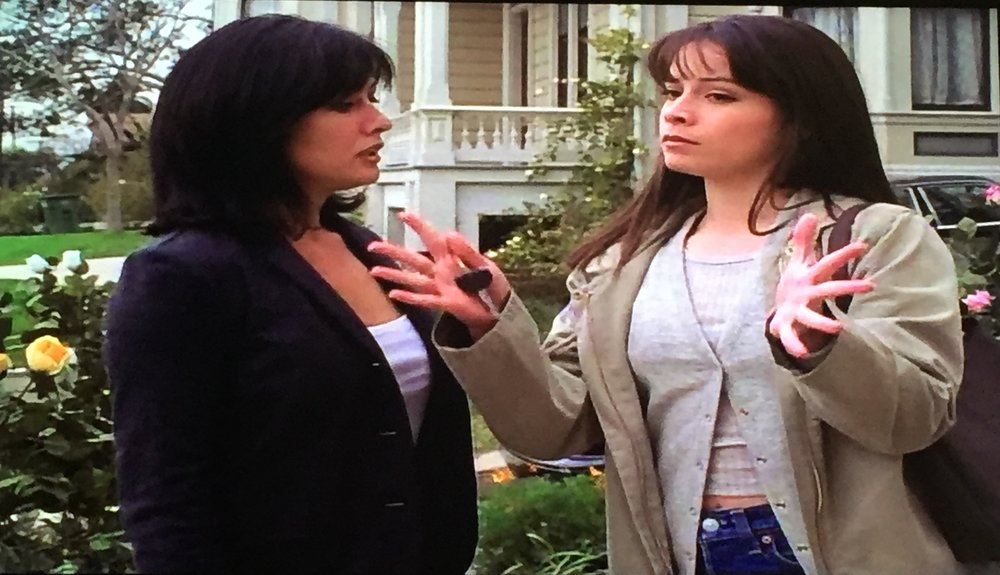 Prue and Piper after.