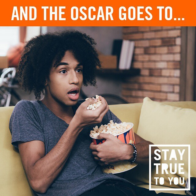 Oscars: Super Bowl Sunday for movie buffs. #staytrueoregon