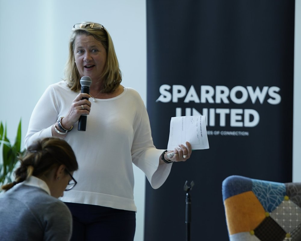 Sparrows United Power of People