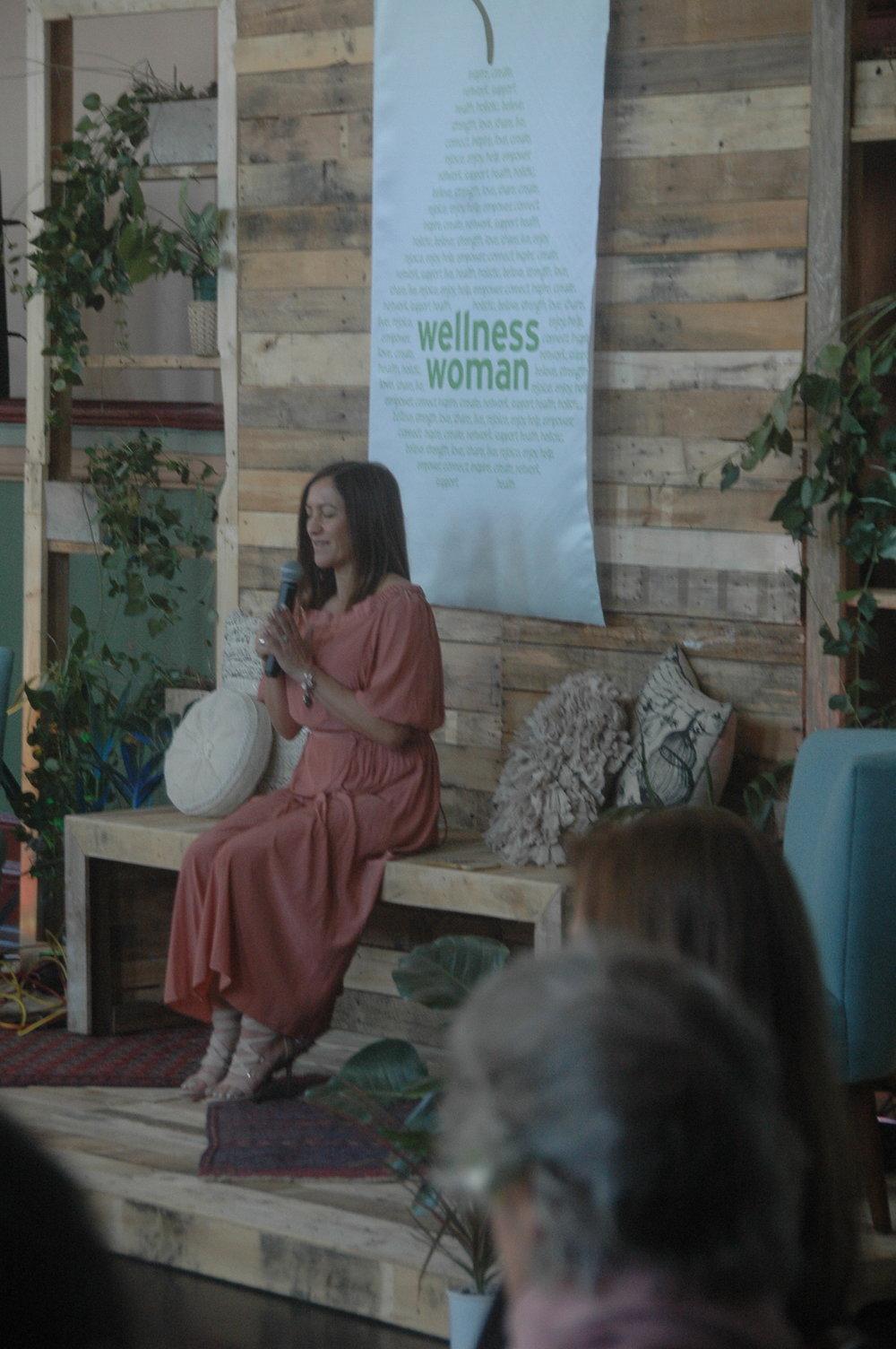 Romina Di Federico Wellness Woman 2017