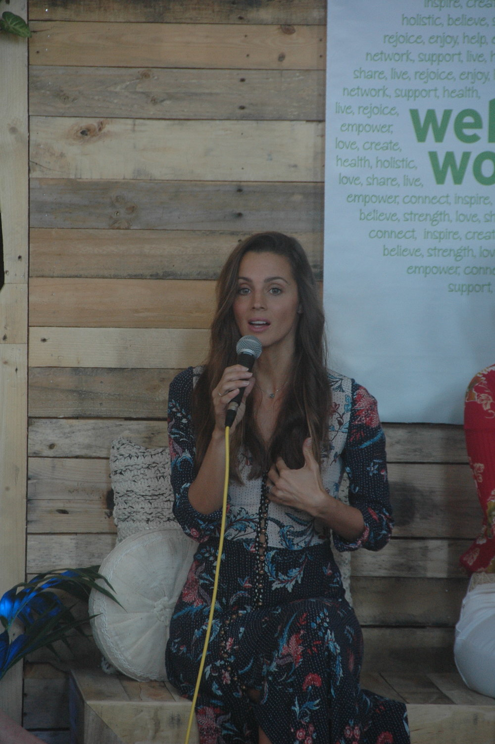 Melissa Ambrosini Wellness Woman 2017