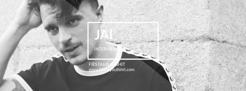 Madrid a FONDO: Entrevista con JAI en Fiesta & Bullshit