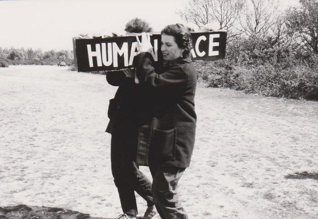 Greenham Common 1983