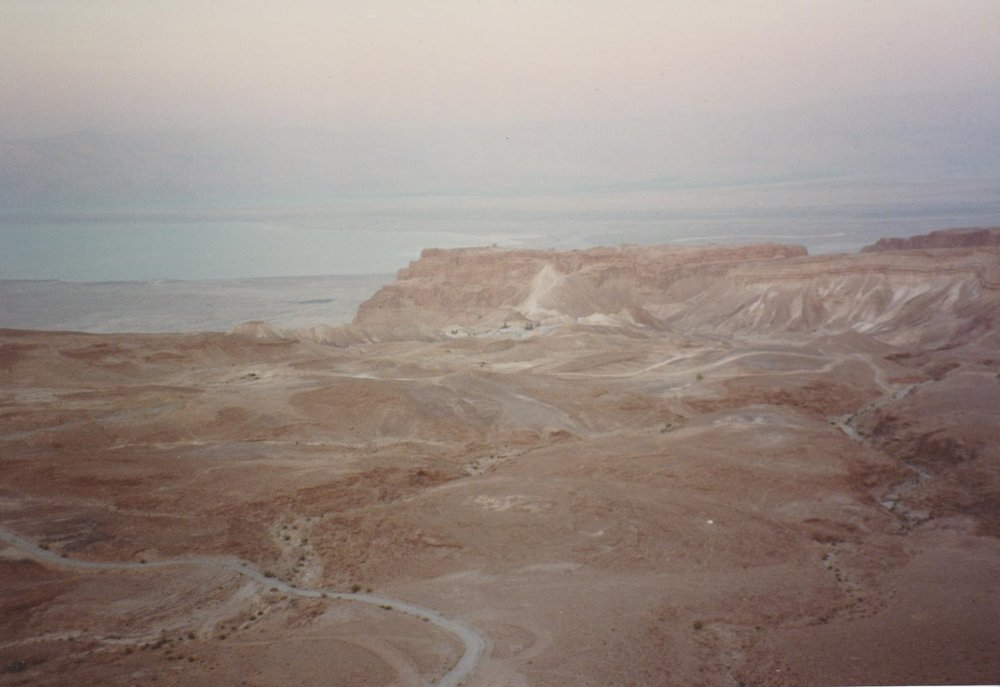 LINK - Masada, Bedouin, Landscape