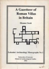 LINK - Gazetteer of Roman Villas in Britain OPEN ACCESS page