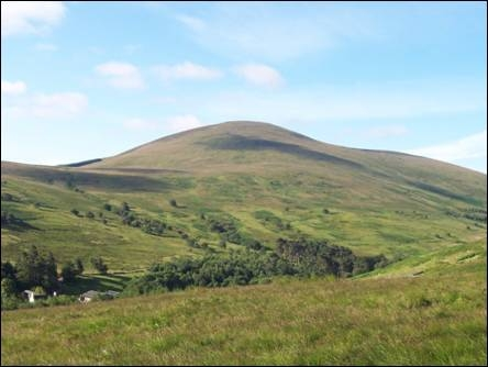 The Cheviots, Northumberland
