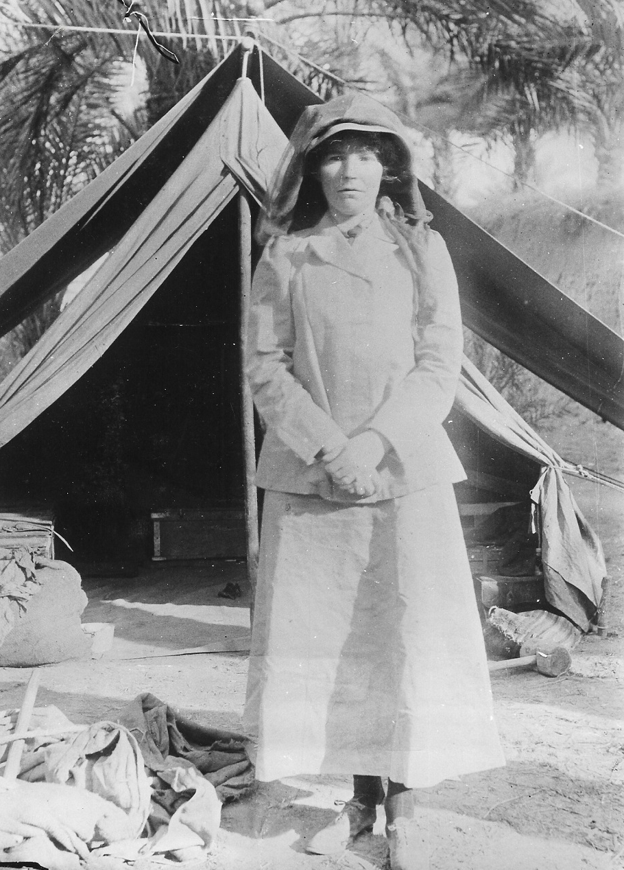 Gertrude Bell - in Search of the 'Real Woman' - Short review of Queen of the Desert filmandForthcoming Book Preview