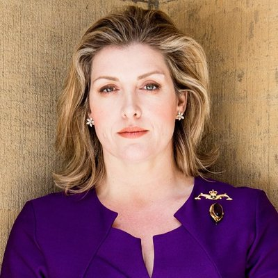 Penny Mordaunt MP - image from her website