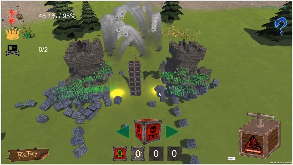 Bomb Voyage - Gameplay 2