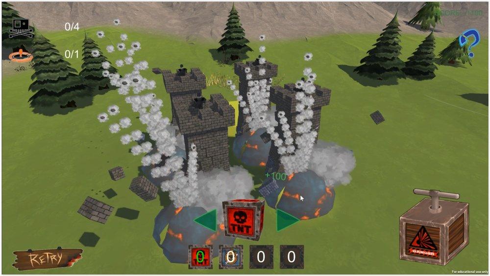 Bomb Voyage - Gameplay 1