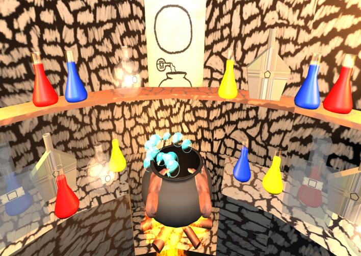 Explosive Alchemy - Gameplay 1