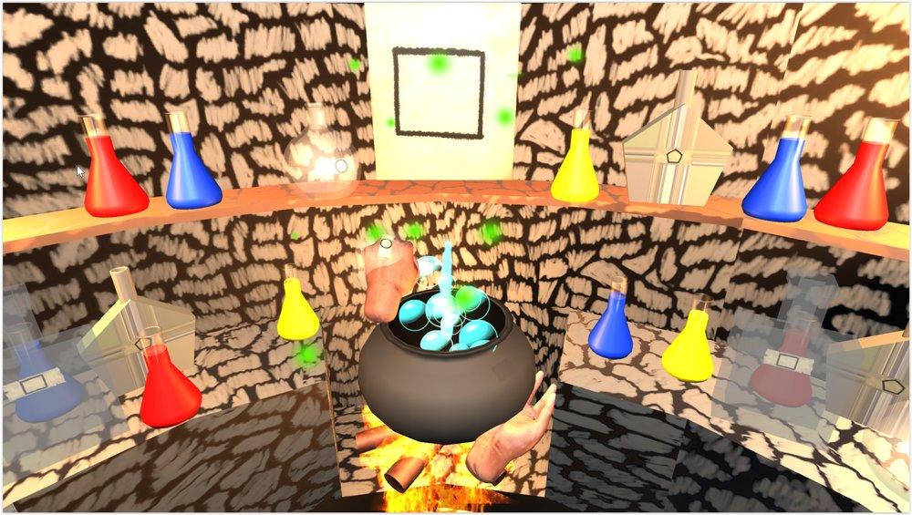 Explosive Alchemy - Gameplay 2