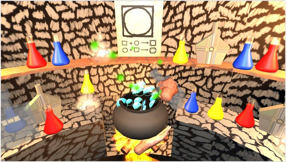 Explosive Alchemy - Gameplay 3