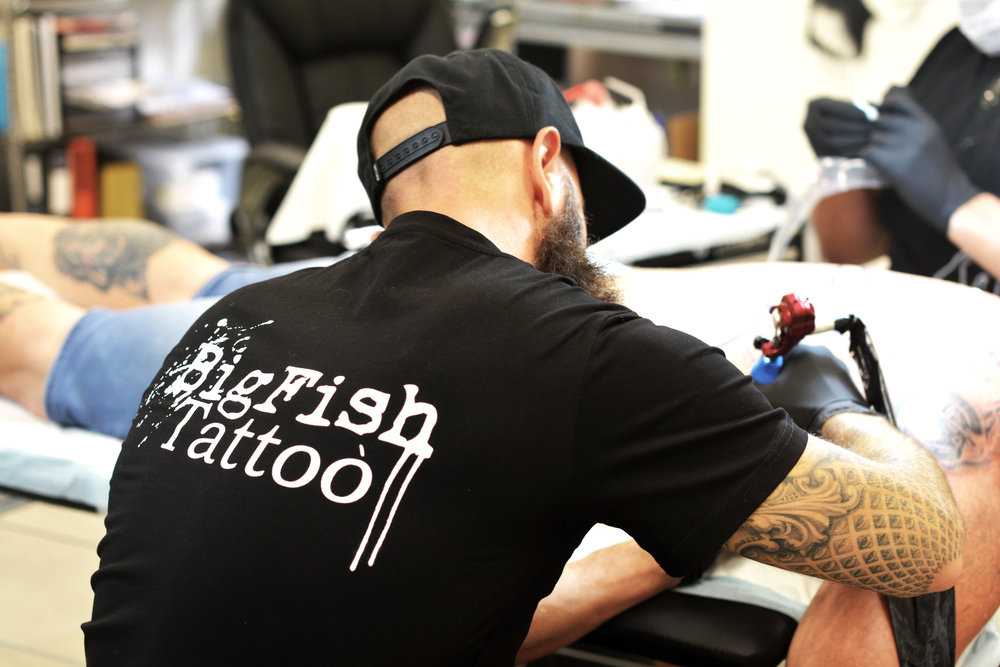 Thinking about getting      your first Tattoo? - All the information you need to make your first tattoo.