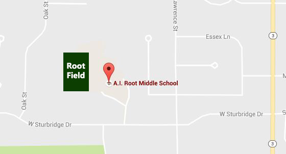 Home Root Field                                            333 West Sturbridge Drive, Medina, OH 44256