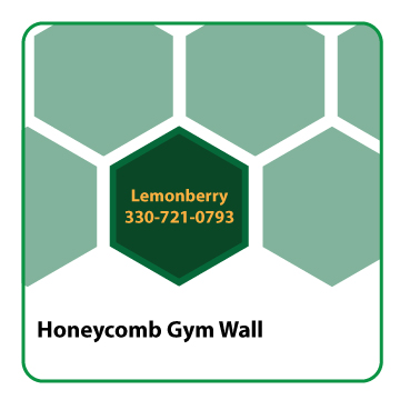 Honeycomb Sign (NEW) - $375
