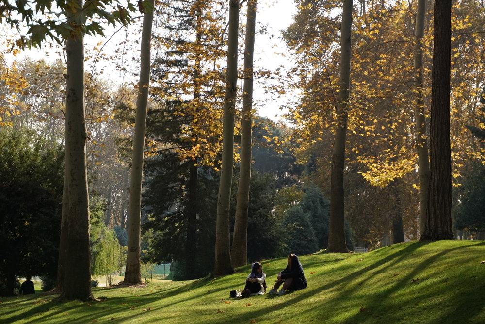 Lovely Iran in Autumn