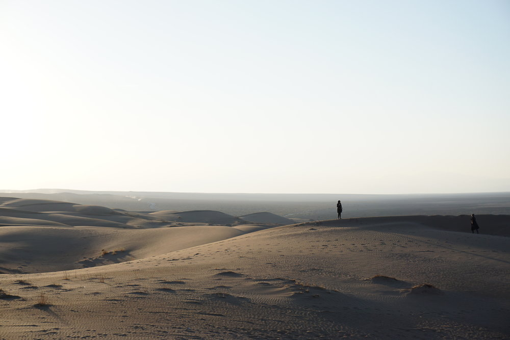 Maranjab Desert, 60KM north-east of Kashan