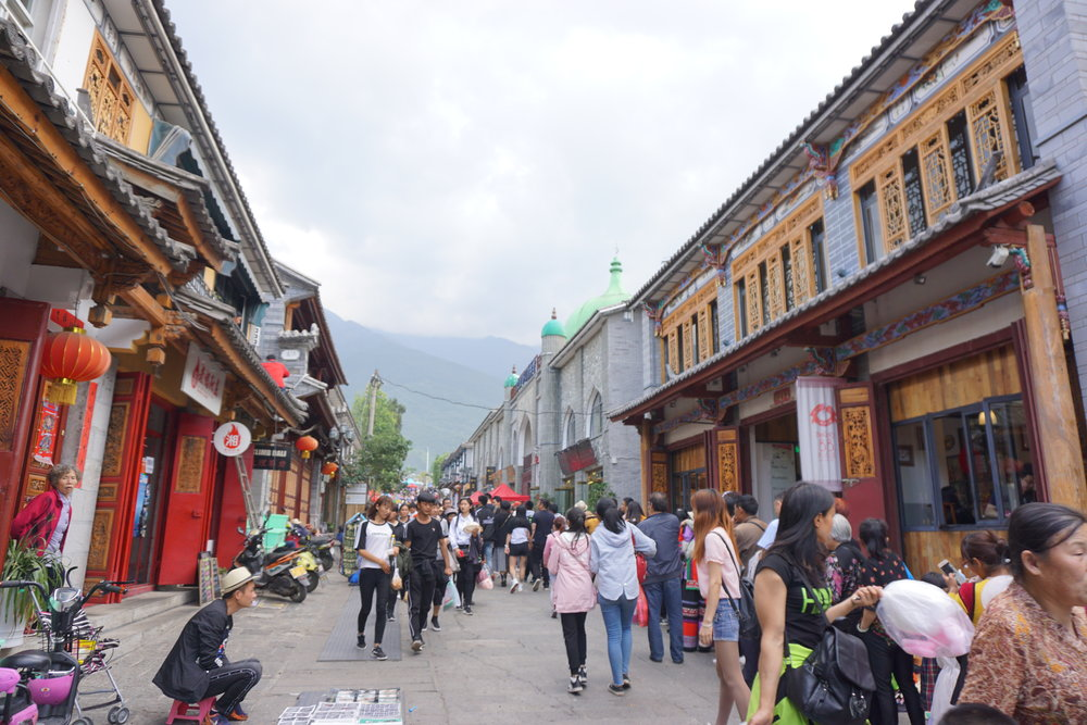 Dali old-town, the city attempts to dig deeper into its cultural roots