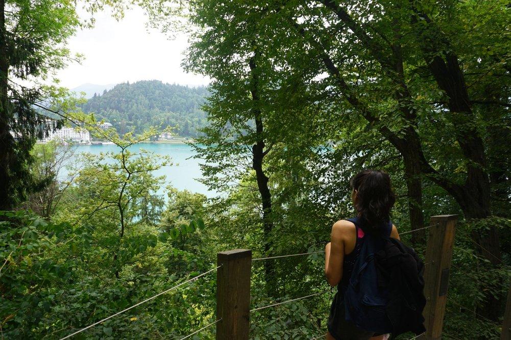 Hiking in Europe Slovenia