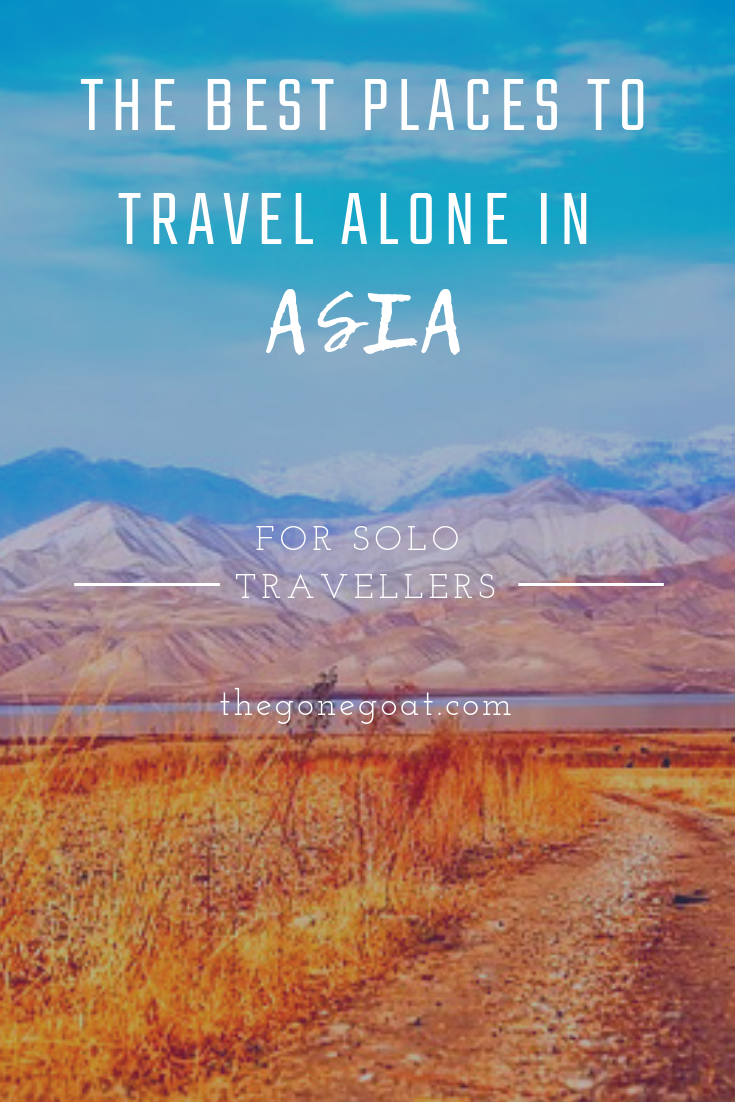 People who travel alone are all more wise