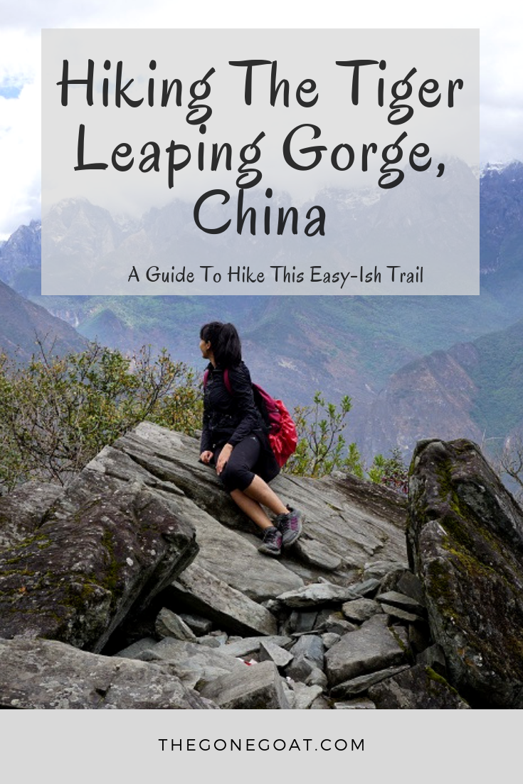 What's interesting about the Tiger Leaping Gorge hike is that it takes you to the high-altitude border town of Shangri-La in China, which was once famously called the Lost Horizon, James Hilton 1993 novel. It is probably one of the better trekking trails and off the beaten path in China that is untouched by the domestic Chinese tourists.#Hiking #China #Traveldestinations #Placestogo2019 #Yunnan #Shangrila #TigerLeapingGorge #Trekking