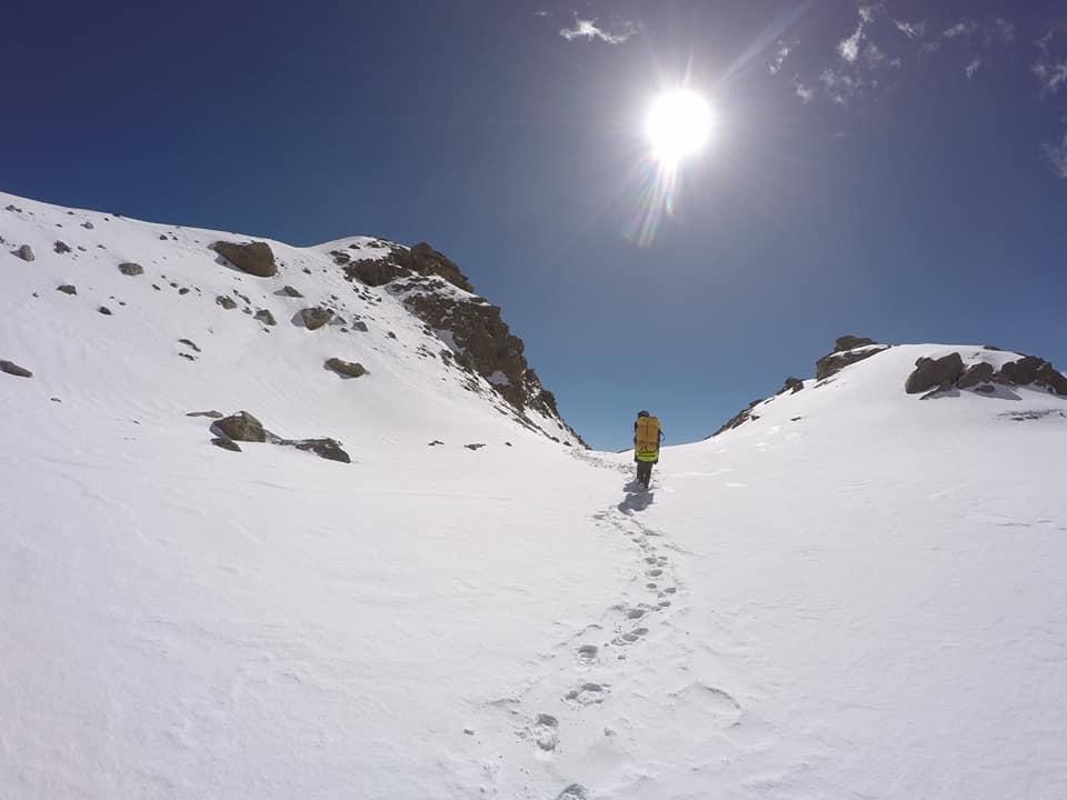 Dhaulagiri circuit trek for the adventurous and experienced hikers. Pic credits:: Bikram karki