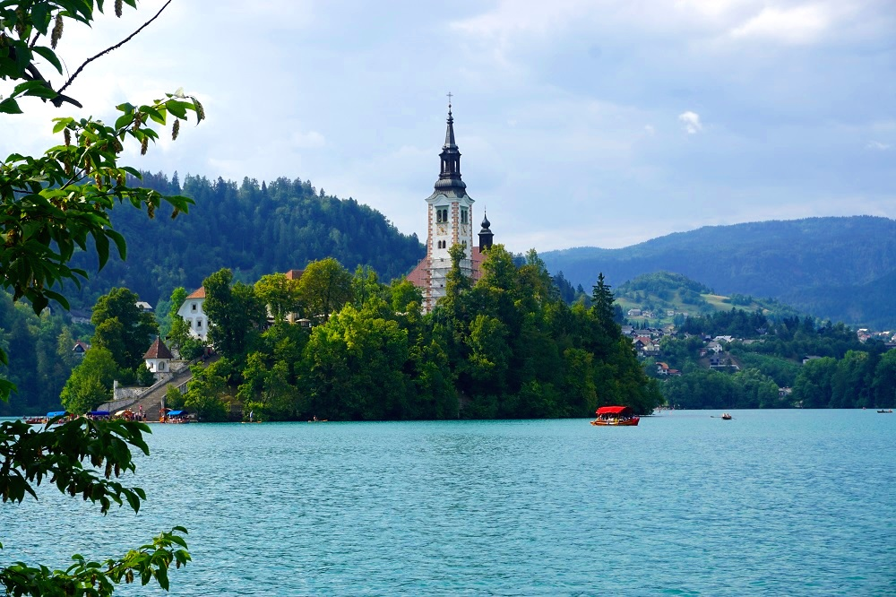 The most magical place in Slovenia, Lake Bled