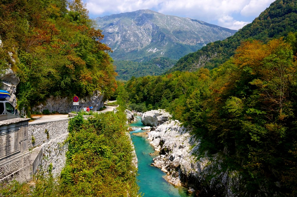 The Chronicles of Narnia comes alive in the Upper Soca Valley region, in Slovenia.