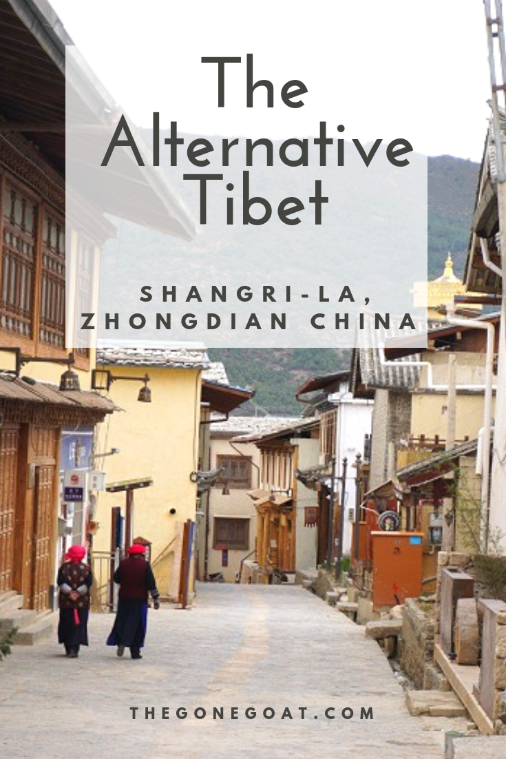 The town that still promises of nirvana and a great alternative to Tibet: Shangri-La, Zhongdian in China. The Land of Lost Horizon is a place to get off-the-beaten path in China, Yunnan and find your 'zen'. #Travel #Asia #China #TravelDestinations #AsiaTravel #SlowTravel #OffBeatTravel #UnusualDestinations #ShangriLa #Yunnan