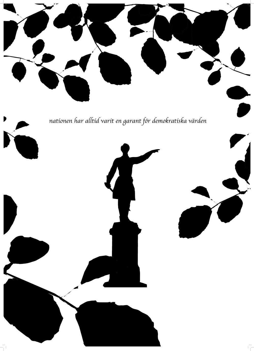 Johan Tirén fra fotoserien  Those Who Control…  (2006-19)