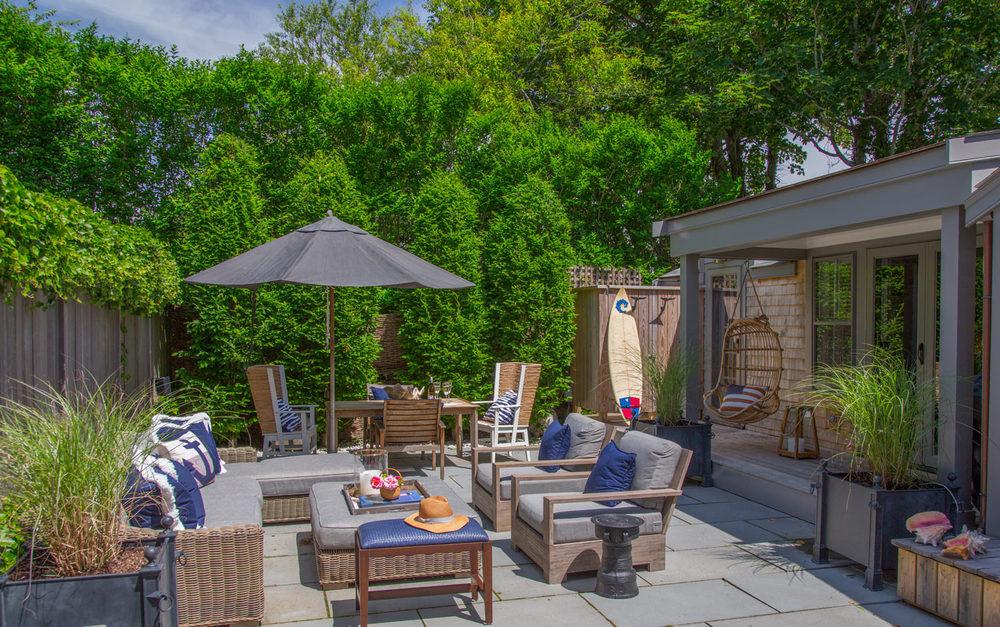 Small Nantucket Cottage | Porch | Design Associates Inc.
