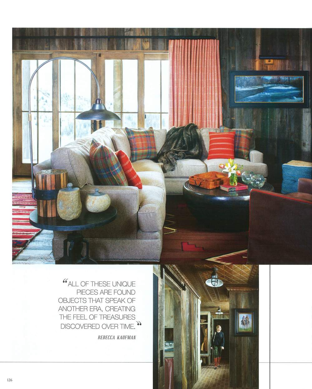 Colorado Dude Ranch | Mountain Living 2015 | Design Associates Inc