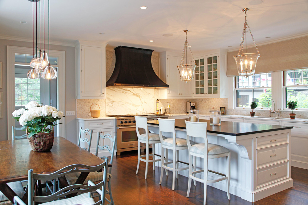 Concord House | Kitchen | Design Associates Inc