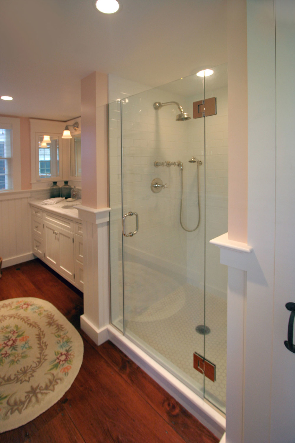 The George Lawrence House| Bathroom | Design Associates