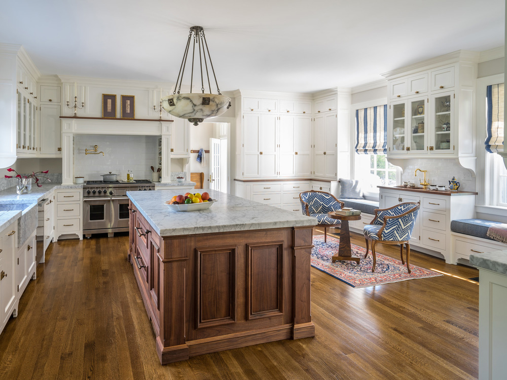 The Babson Residence | Kitchen | Design Associates Inc.