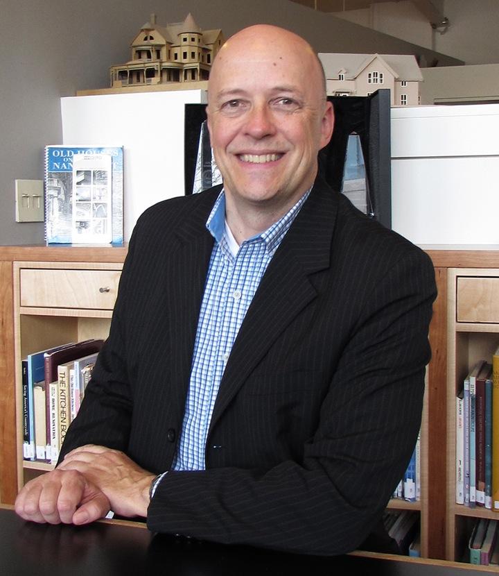 Patrick B. Guthrie, AIA