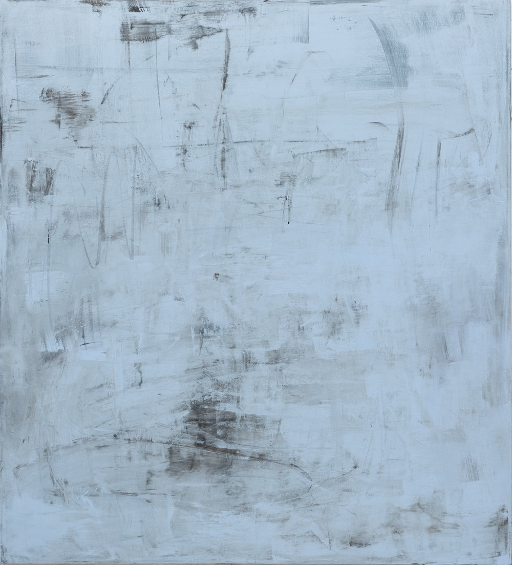 Untitled (blue/grey #2)