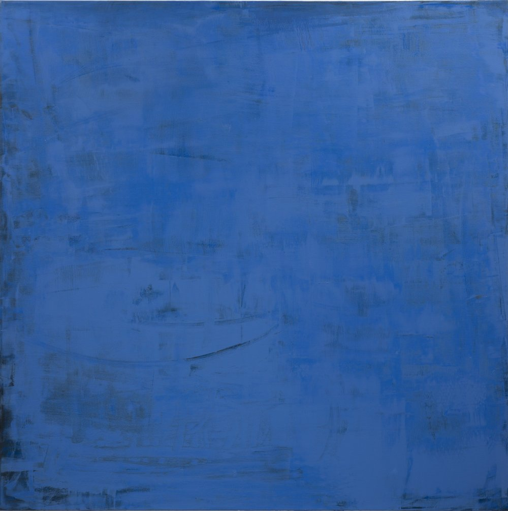Untitled (blue #1)