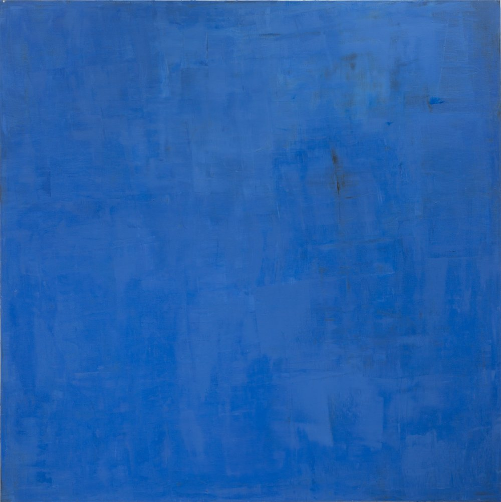 Untitled (blue #2)