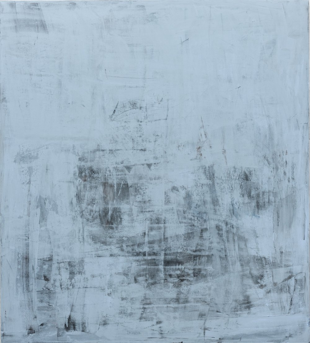 Untitled (blue/grey #1)