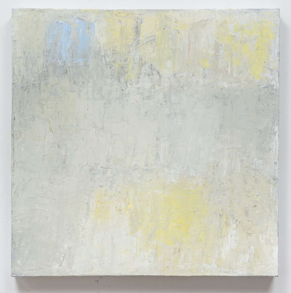 Untitled (yellow/light blue)