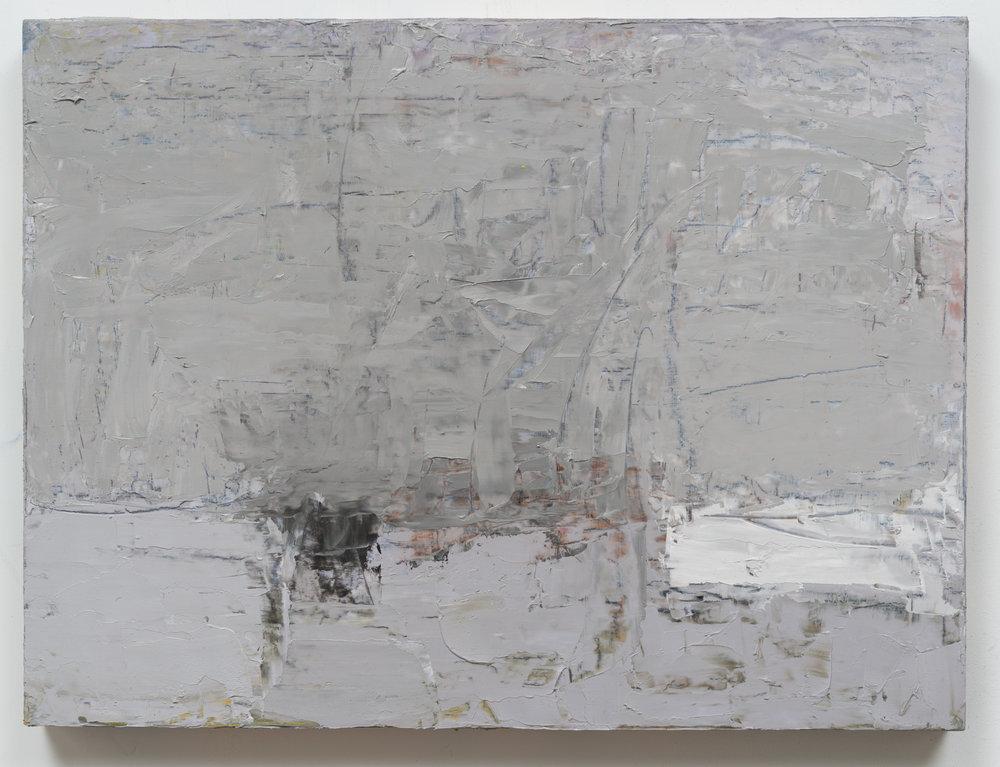 Paysage gris