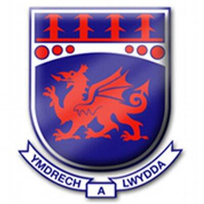 Pontypridd High School badge