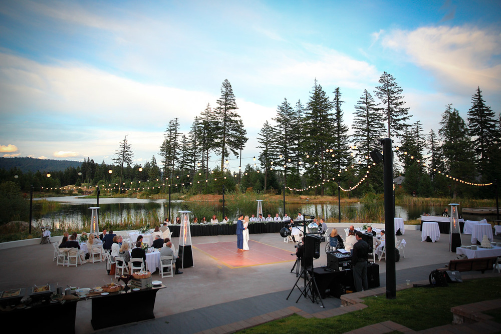 Wedding Suncadia Resort Elum Washington