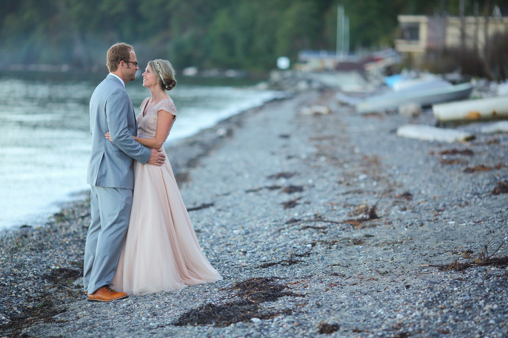 Guemes Island Wedding