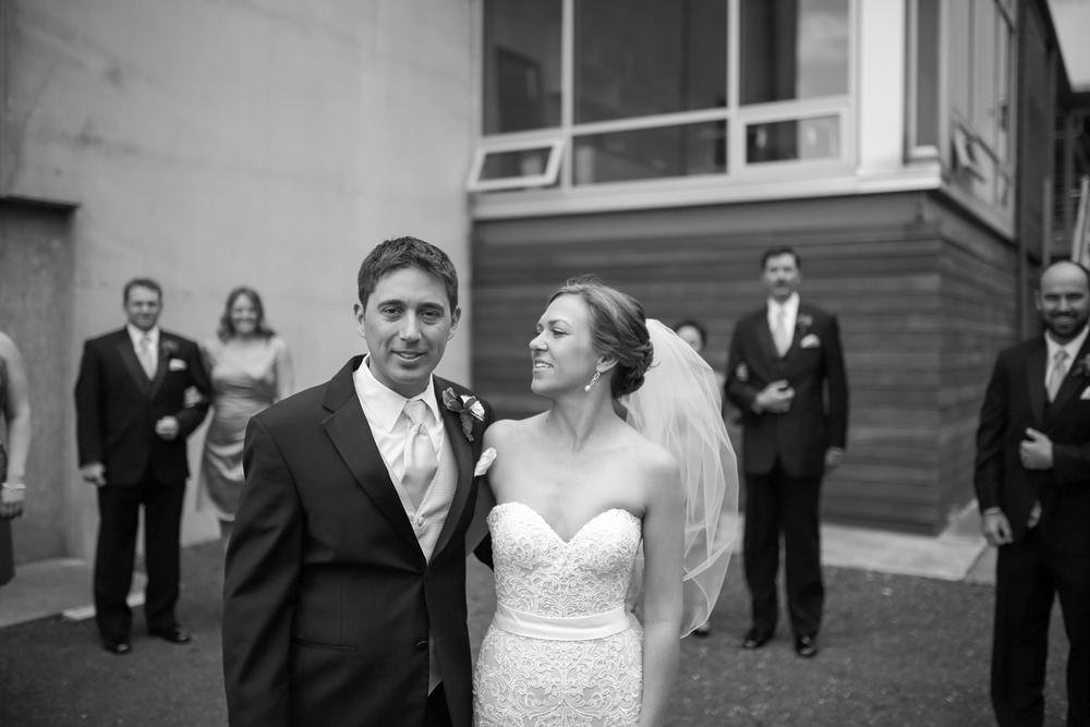 Wedding Novelty Hill Winery Woodinville Washington